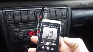 Arduino CD Changer for Audi Concert