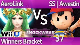SW 37 Wii U - AeroLink (Palutena) vs SS | Awestin (Ness) - Winners Bracket