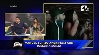Lo Sé Todo El Cantante Manuel Turizo Se Dejó Ver Con Quien Sería Su Nuevo Amor Youtube