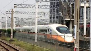 台灣高鐵 THSR 10週年紀念特輯 2007/1/5-2017/1/5