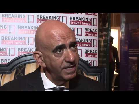 Alex Kyriakidis, president, Middle East & Africa, Marriott Hotels