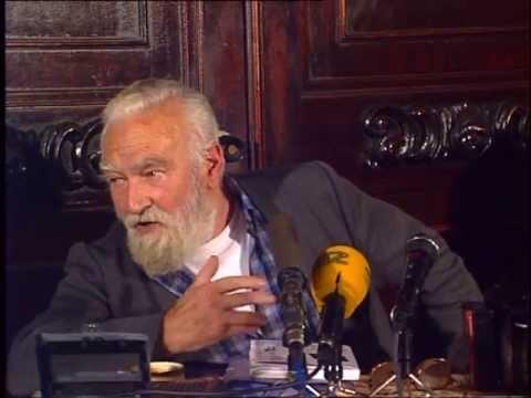 """""""La poesía es algo sagrado"""", Jorge Oteiza, 1990"""