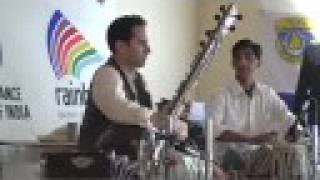 American Sitarist at Indian Music Competition, part 1