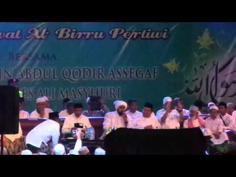 Habib Syech Dander Mei 2015 - Duhai Nabi Pujaan