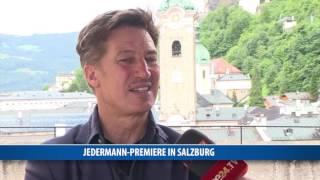 """""""Jedermann""""-Premiere in Salzburg"""