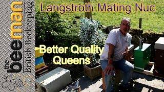 Mating Nucs When Bigger Is Better 3 Frame Langstroth