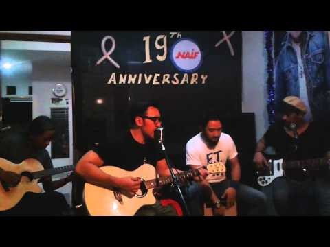 Jauh (Accoustic) @ NAIF 19th Anniversary