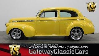 1940 Chevrolet Sedan - Gateway Classic Cars of Atlanta  #307