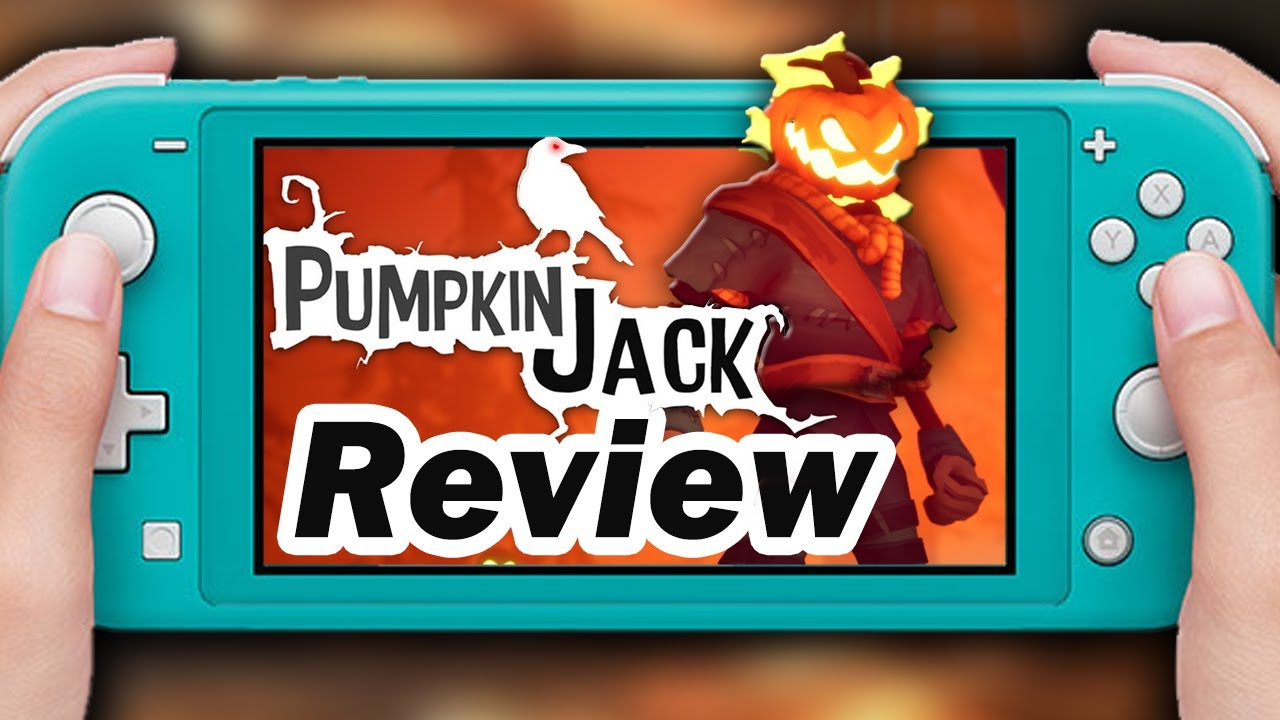 Pumpkin Jack Review (Nintendo Switch, Xbox One, PS4, PC) (Video Game Video Review)