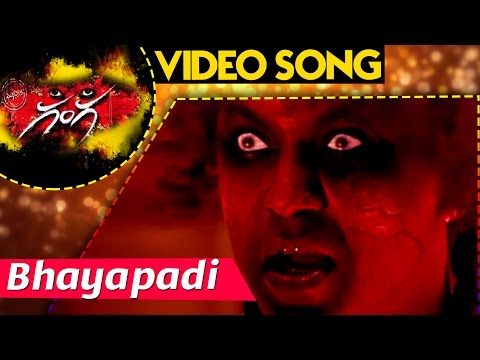 Bhayapadi Video Song || Ganga (Muni 3) Movie Songs || Raghava Lawrence, Nitya Menon, Taapsee