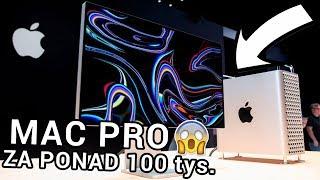 Komputer Apple ZA PONAD 100 tys PRZESADZILI⁉️