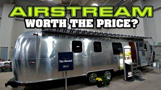 Finally AIRSTREAM! Was I Impressed? Find out!