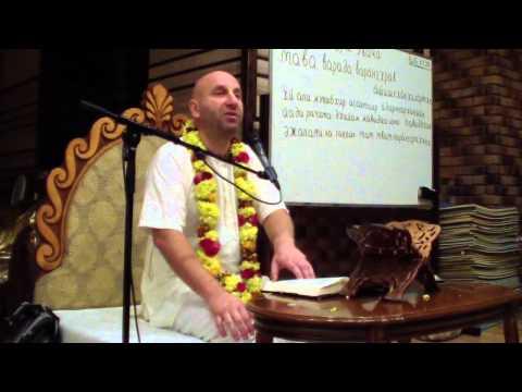 Шримад Бхагаватам 4.7.28-29 - Сатья прабху