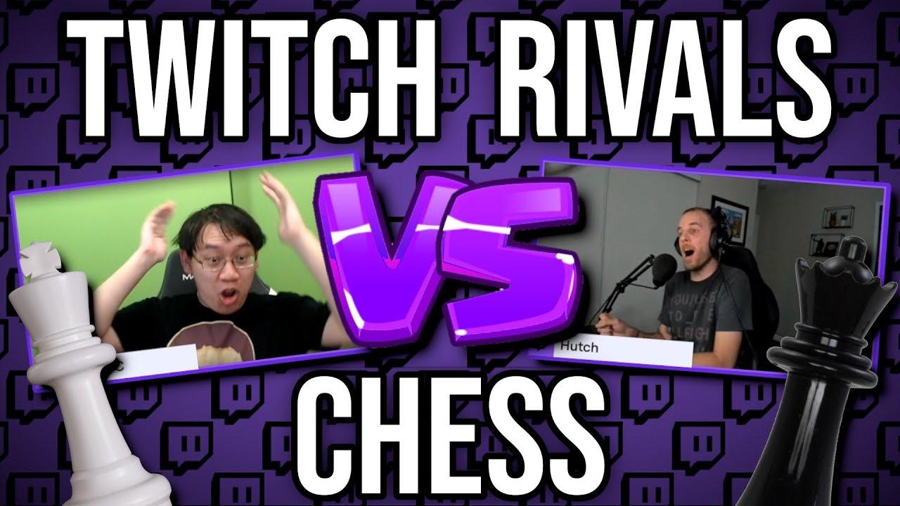 Epic Tie Breaker Match vs Hutch! | Chess | Twitch Rivals | Tournament