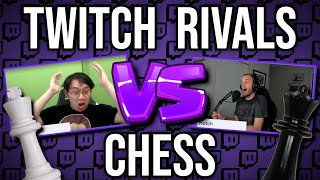 Epic Tie Breaker Match vs Hutch! | Chess | Twitch Rivals | Tournament