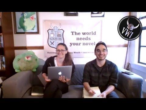Camp NaNoWriMo Virtual Write-In 4/11/18