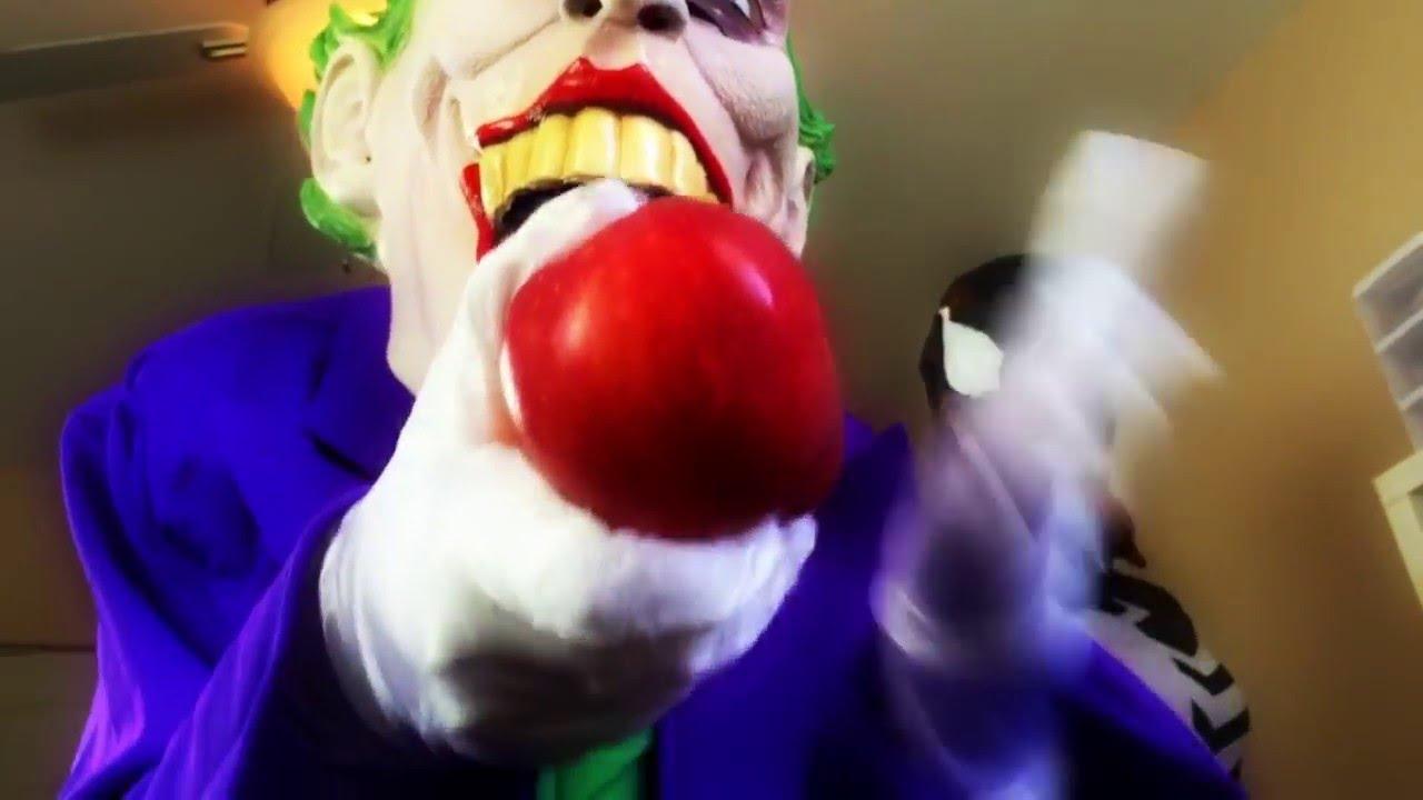 Download Spiderman, Frozen Elsa & Pink Spidergirl! Joker & Maleficent! Superheroes in Real Life :)