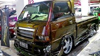 Video Modifikasi Mobil Pick Up ISTIMEWA KARYA Customized  Jogja (mitsubishi l300 modifikasi) download MP3, 3GP, MP4, WEBM, AVI, FLV Maret 2018