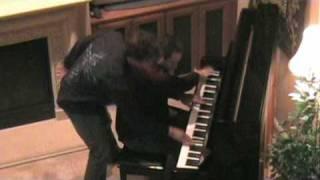Scott D. Davis & Bill Walker 4-Hand Dueling Piano Improv