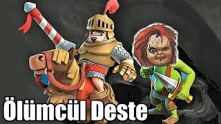 Dikkat Rakibi Öldürebilir !! ÖLÜMCÜL DESTE - Clash Royale