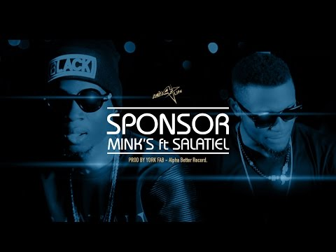 MINK'S - SPONSOR feat SALATIEL (clip officiel)