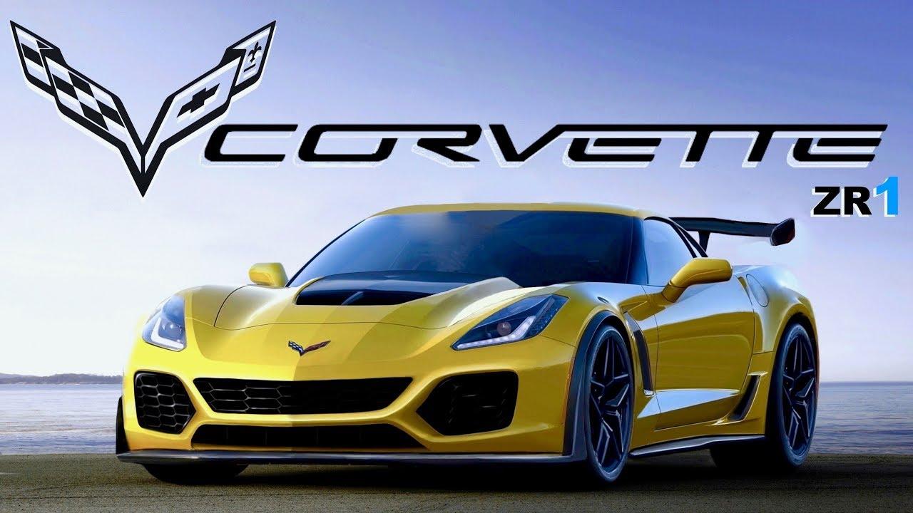 2019 Corvette ZR1 LEAKED! (Horsepower Revealed & What We Know) - YouTube