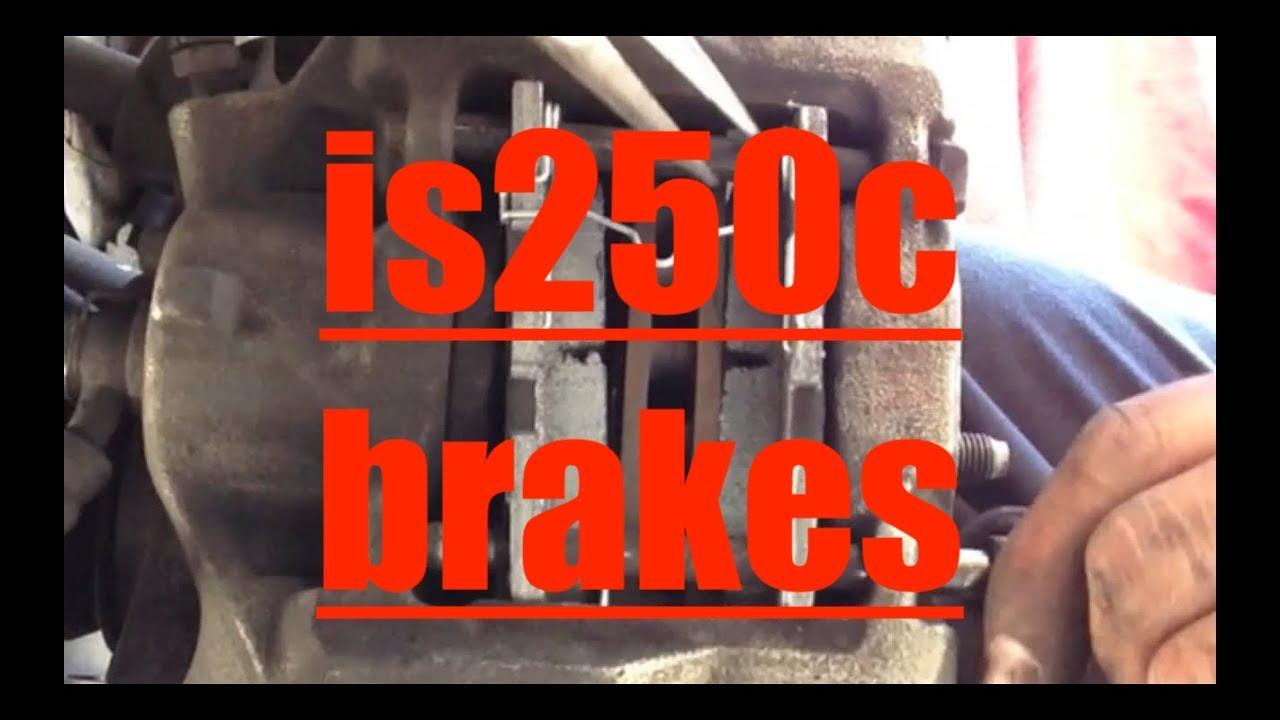 Lexus Ls460 Diagram Schematics Wiring Diagrams Headlight Replacement Rear Brake Pads Rotors Is250c Is350c U221a Fix It Angel Youtube Ls 460