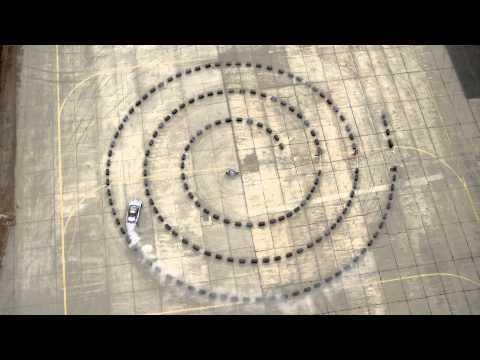 Rhys Millen Spiral Drift - Red Bull Kluge