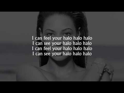 Beyoncé  Halo lyrics HD