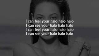 Beyoncé - Halo (lyrics) [HD]