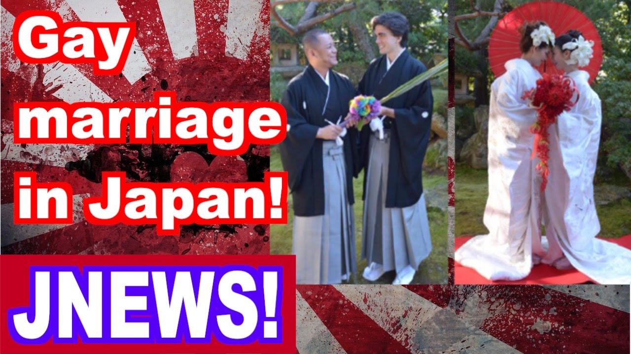 Same sex marriage in japan
