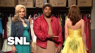 Googie Rene's Slightly Damaged Prom Wear Barn - SNL