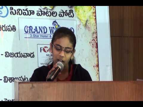 Anaarkali Singing Competition @ Vijayawada