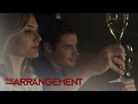 Can Kyle West & Megan Morrison Work Things Out?  The Arrangement  E!