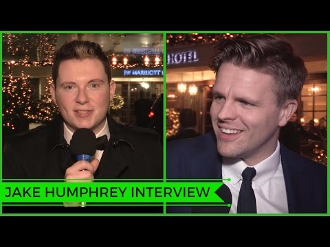 Jake Humphrey Interview | Pride of Sport Awards 2016