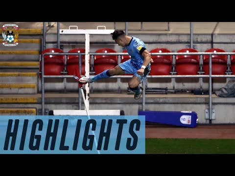Rotherham Coventry Goals And Highlights