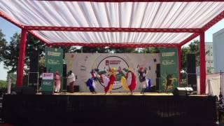 khalsa college chandigarh   cu fest 2017   winner team full video   jatinder singh