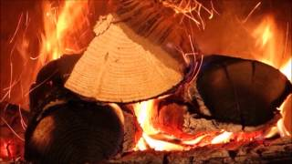 Video ♫ ♪ 10 HOURS ✰ Best Fireplace video with Soft Rain & Thunder - Full HD download MP3, 3GP, MP4, WEBM, AVI, FLV Januari 2018