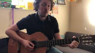 Guitar with Richard Carr - Old Town Road easy mini chords