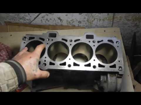 Сборка двигателя ВАЗ от Подписчика 1 Часть