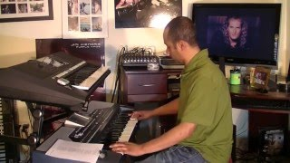 Michael Bolton When a Man Loves a Women cover by Yoseph Tamrat.