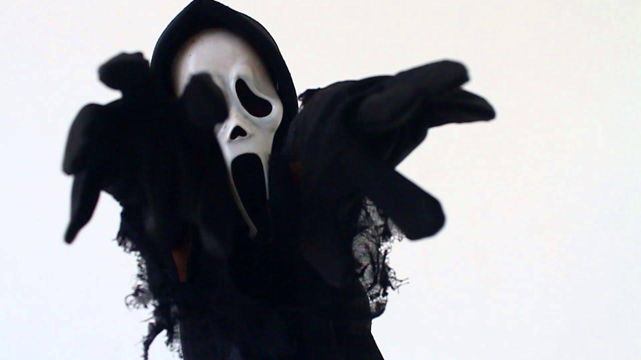 Черная накидка для образа вампира - YouTube