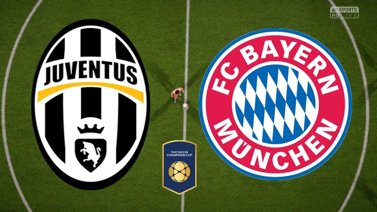 International Champions Cup Bayern