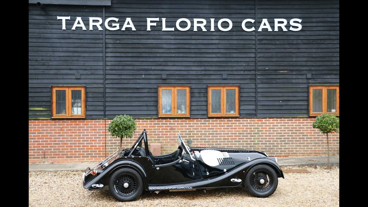 Morgan 4 4 Injection Aero Racing Sport Competition At