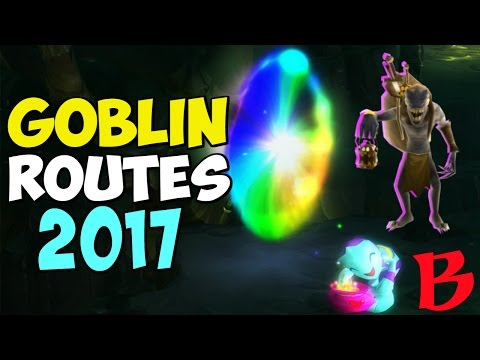 Diablo 3 - Goblin Routes Guide Menagerist & Rainbow Goblins