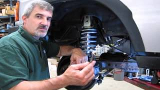 Install Brake Hose On Discovery Series II With Raised Suspension