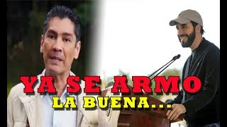 Presidente asegura que Gustavo López está desesperado