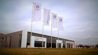 Volkswagen Центр Кривой Рог - это вызов!