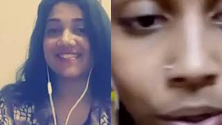 Tu aata hai seene mein by mom & daughter