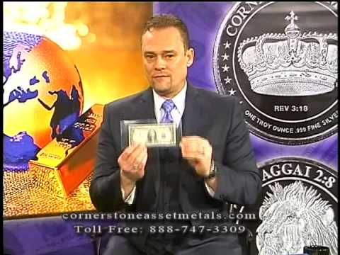 The Wealth Transfer: U.S. Dollar vs Federal Reserve Note pt2